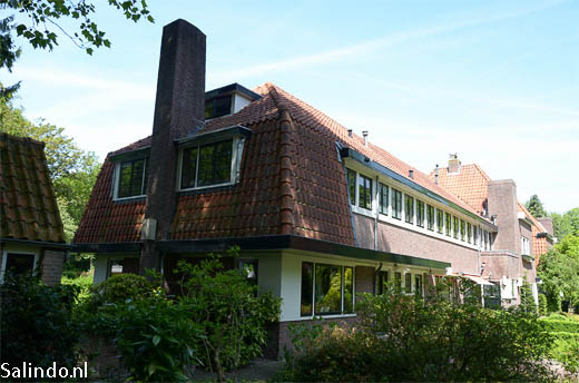 Jaren 30 Keuken Amsterdamse School : Tilburg (Goirle) Architectuur Amsterdamse School Woningen