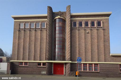Amsterdamse School Meubels.Tilburg Architectuur Van De De Amsterdamse School Bouwstijl In